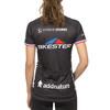 Bikester Basic Team Koszulka kolarska Kobiety czarny